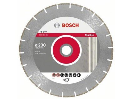 88333 bosch diamantovy kotuc 115 mm professional for marble 2608602282
