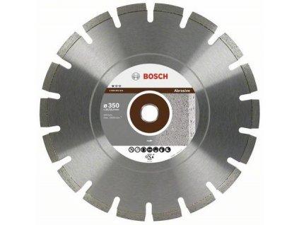 88396 bosch diamantovy kotuc 350 mm professional for abrasive 2608602621