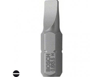 89734 skrutkovaci hrot bosch extra hart s0 5x4 0 l 25 mm 3 ks 2607001457