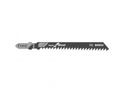89878 pilove listy bosch basic for wood t 111 c 3 ks 2608630808