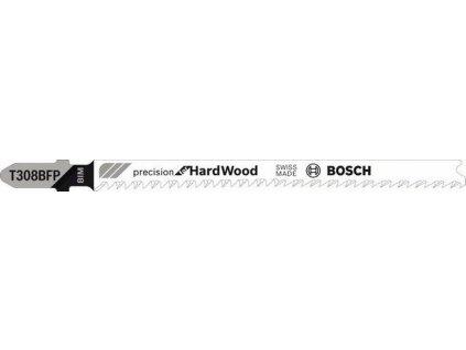 90073 pilove listy bosch precision for hard wood t 308 bfp 5 ks 2608636737