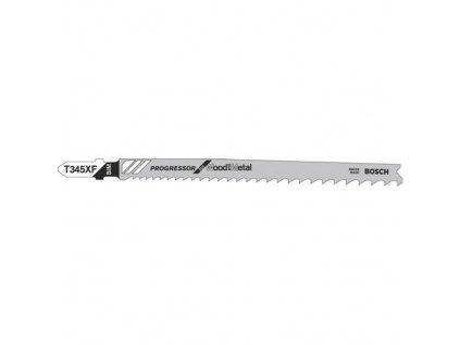 90082 pilove listy bosch progressor for wood and metal t 345 xf 3 ks 2608634993