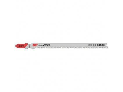 90265 pilove listy bosch clean for pvc t 302 h 3 ks 2608667447