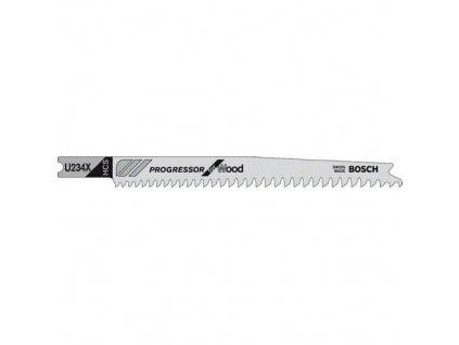 90301 pilove listy bosch progressor for wood u 234 x 3 ks 2608633525