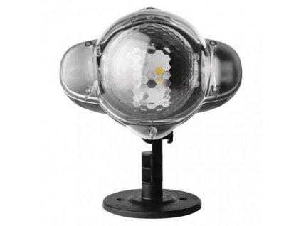 LED dekoratívny projektor - hviezdičky, vonkajší ZY2308