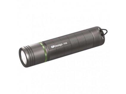 CREE LED ručné svietidlo GP P36, 300 lm, 3× AAA, fokus P8402