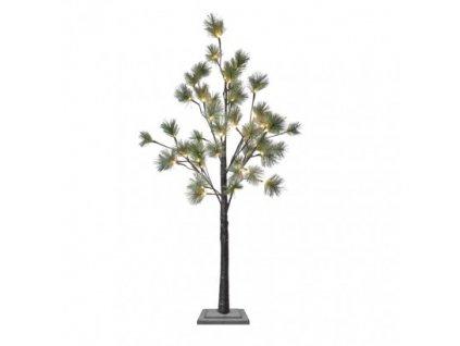 LED vianočný stromček – borovica, 120cm, vonk., teplá b.,č. ZY2137T