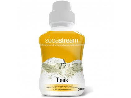 Sirup TONIK 500 ml SODASTREAM