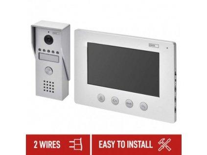 Sada videovrátnika EMOS EM-03M 2WIRE H2050