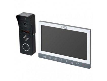 Sada videovrátnika EMOS EM-10AHD s ukladaním snímkov H3010