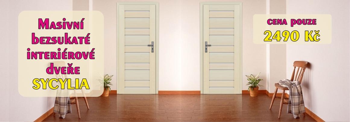 Masivní dveře Radex Sycylia