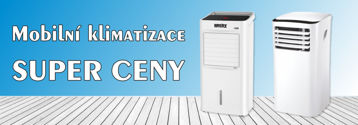 Klimatizace za super ceny
