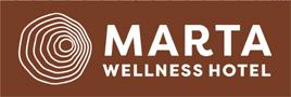Wellness hotel Marta u Nového Města na Moravě - Váš relax uprostřed čisté přírody!