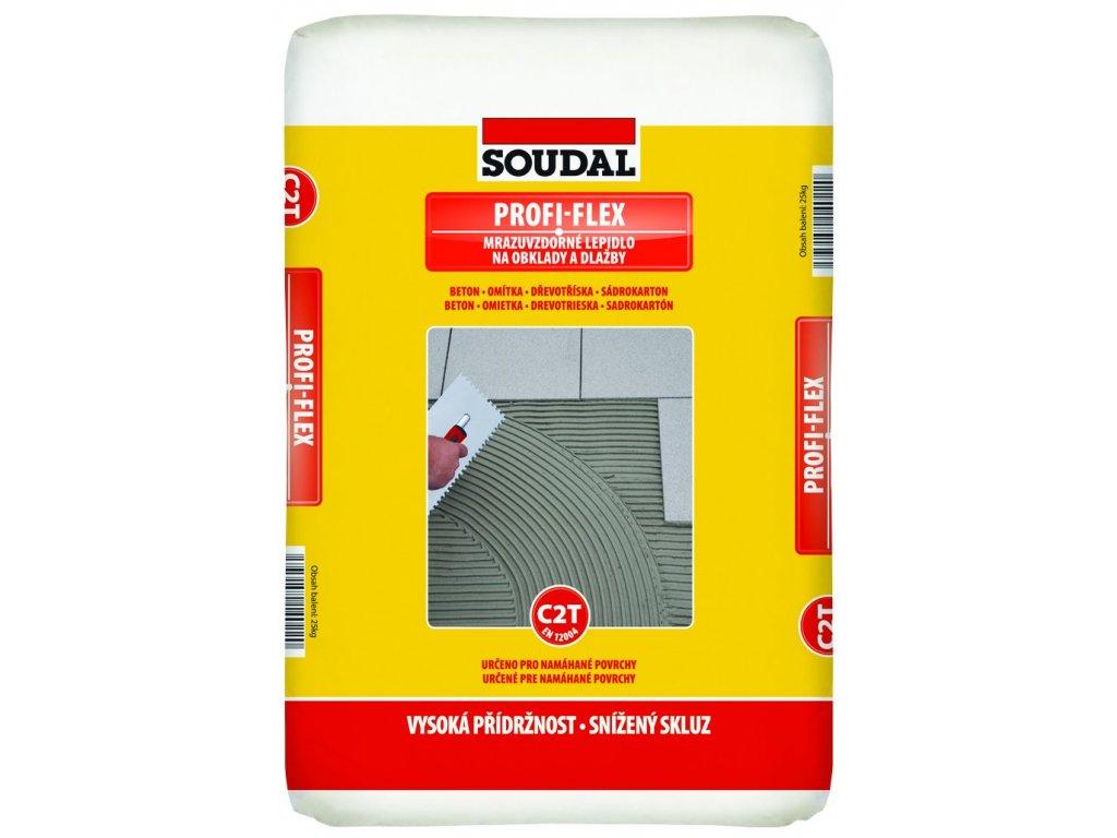 SOUDAL PROFI-FLEX - stavební lepidlo 25kg