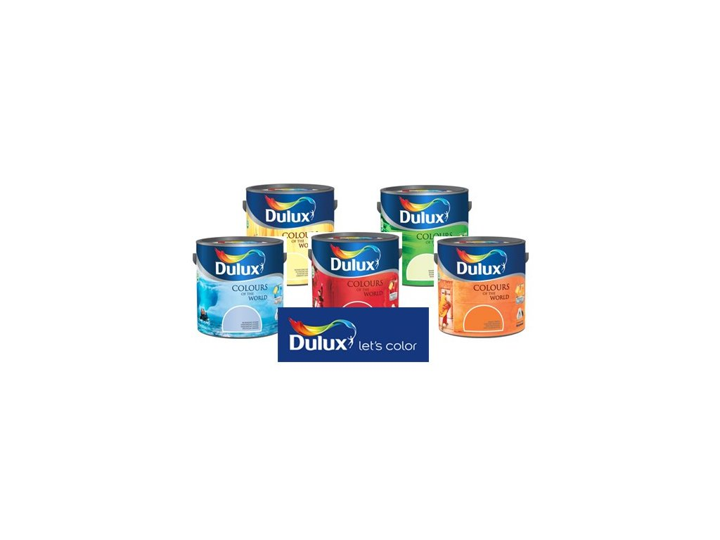 Dulux Colours of the World