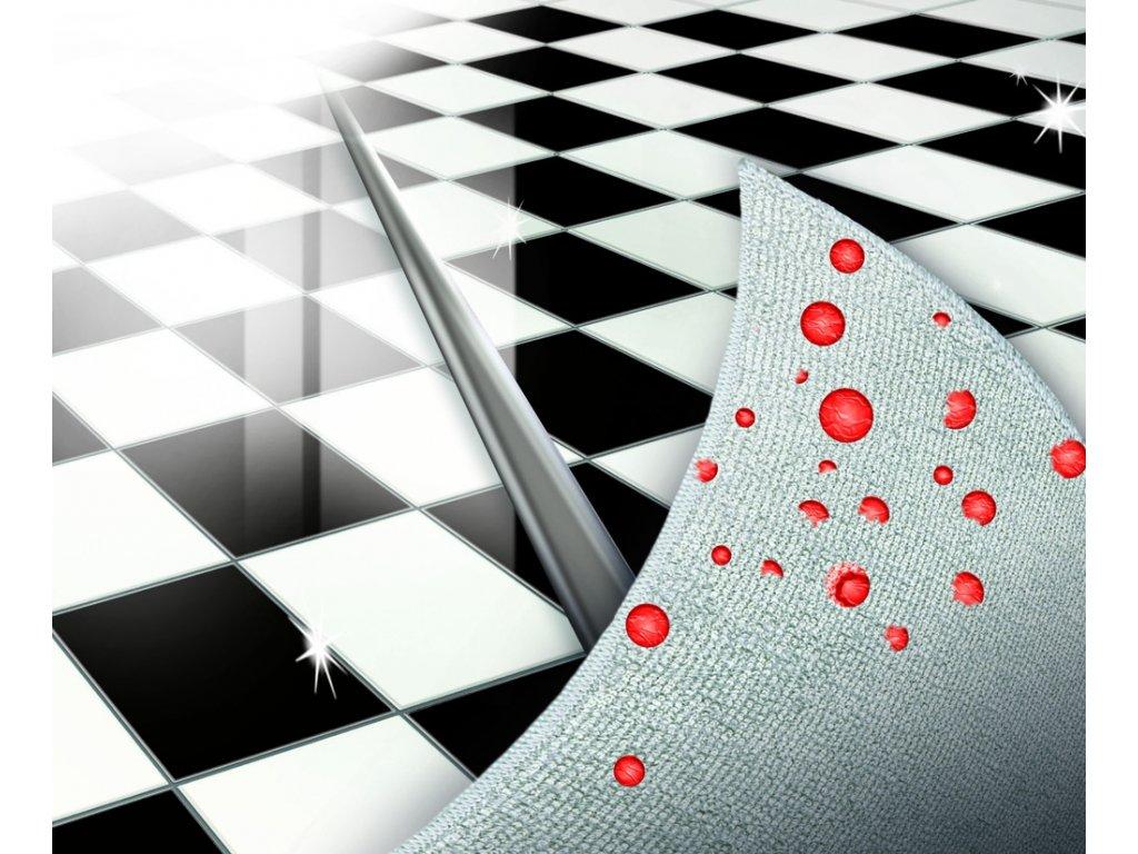 Hadr na podlahu MICRO MICROFIBRE