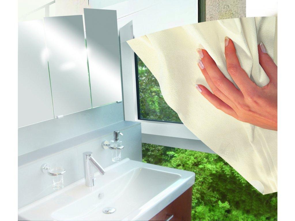 Hadřík na zrcadla a sklo EcoPerfect