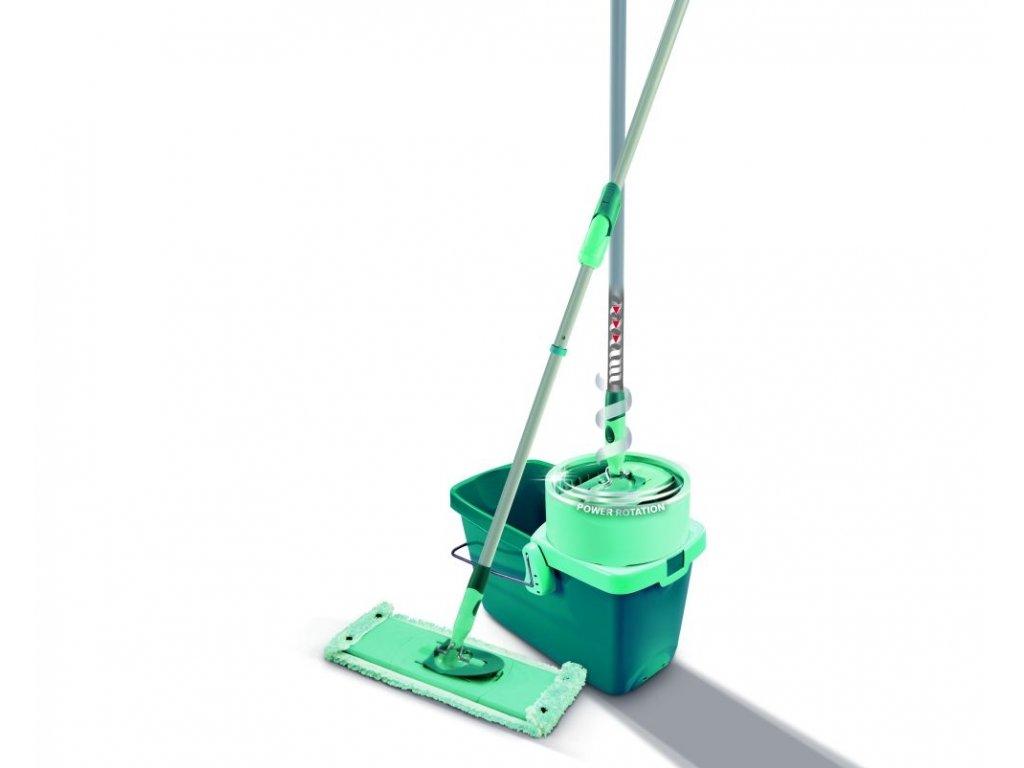 Podlahový mop Clean Twist extra soft M