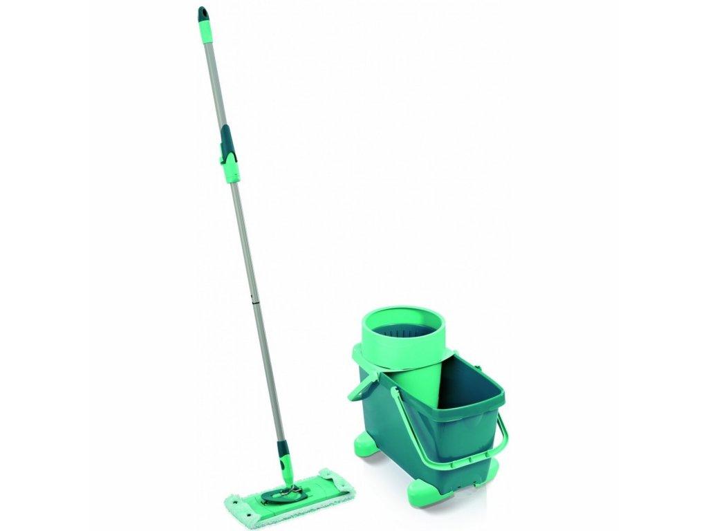 Podlahový mop Clean Twist extra soft M s vozíkem