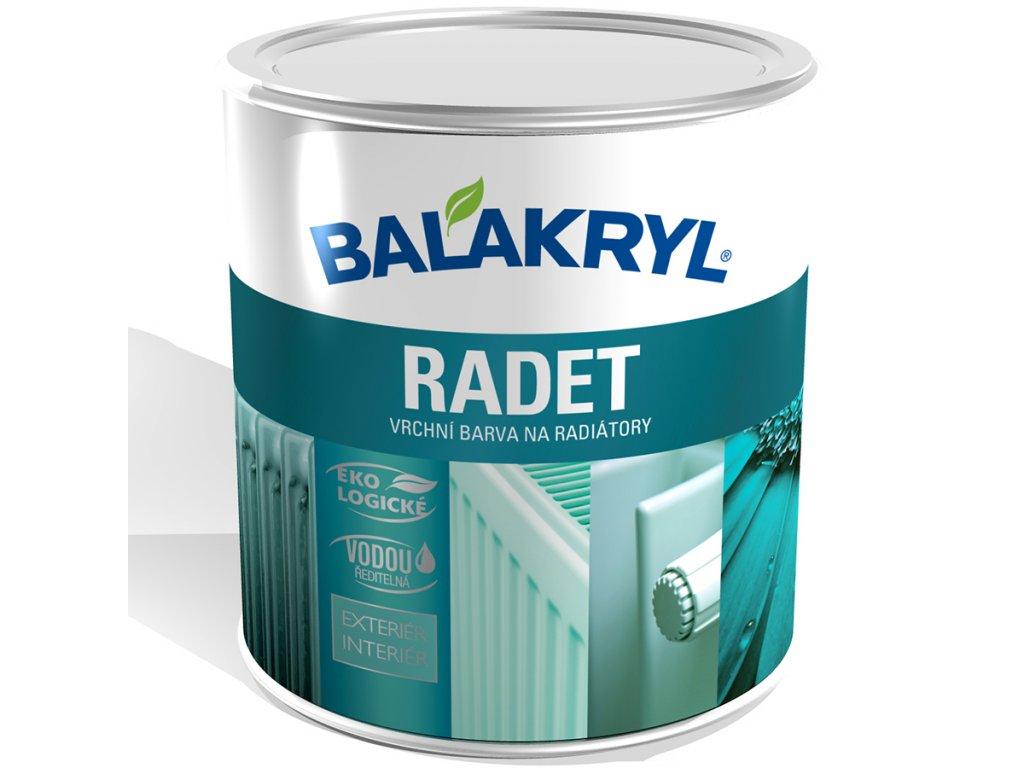 Balakryl RADET LESK 2,5 kg - SUPERAKCE