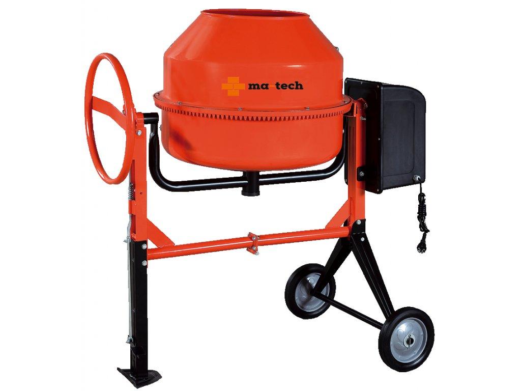 MA-TECH 160L FB profi - stavební míchačka
