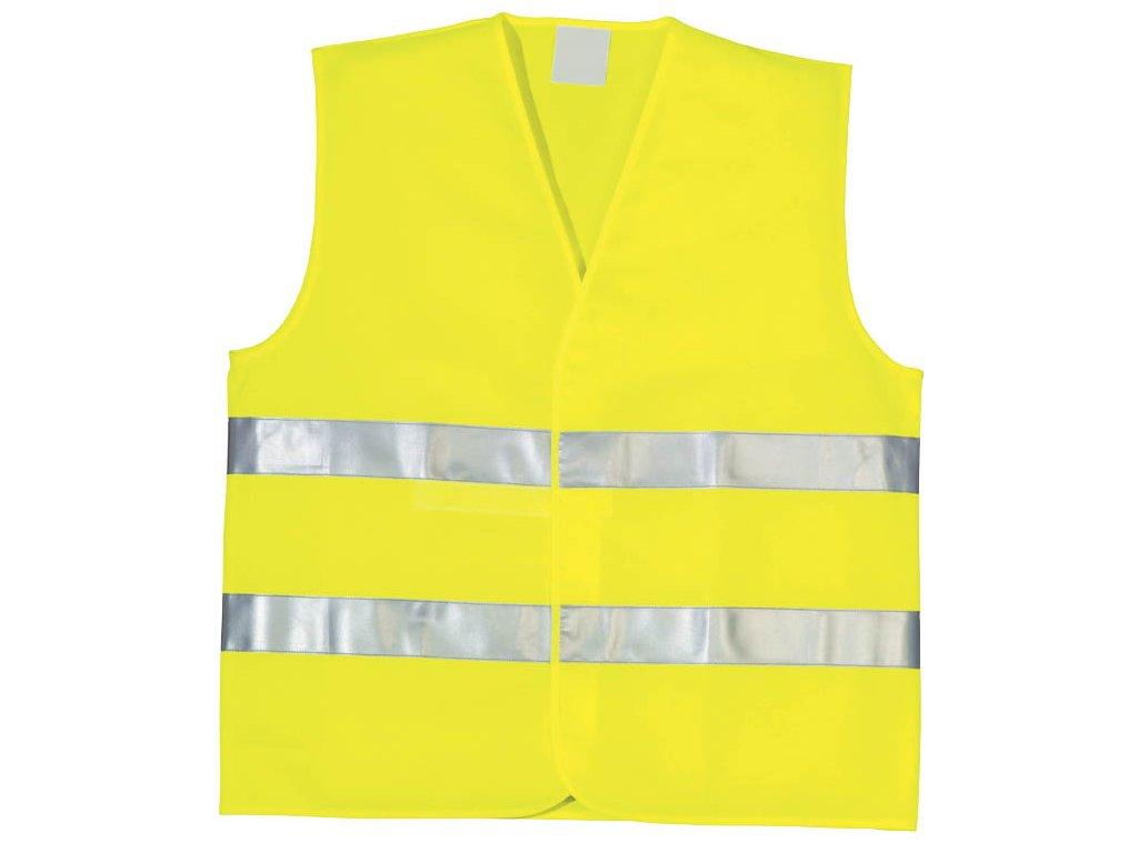 Reflexní vesta ALEX žlutá