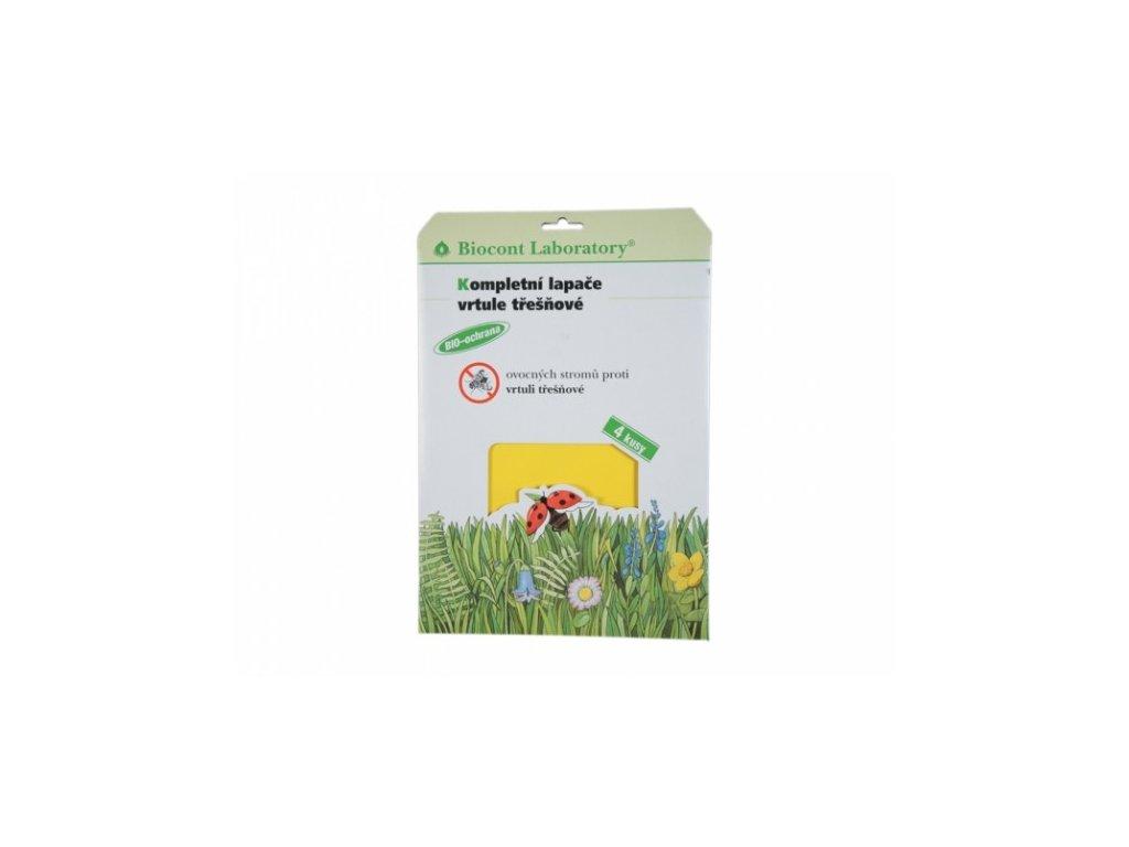 BIOCONT - žluté lepové desky 5 ks Kód: 011010