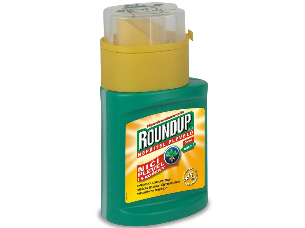Roundup Aktiv - 140ml