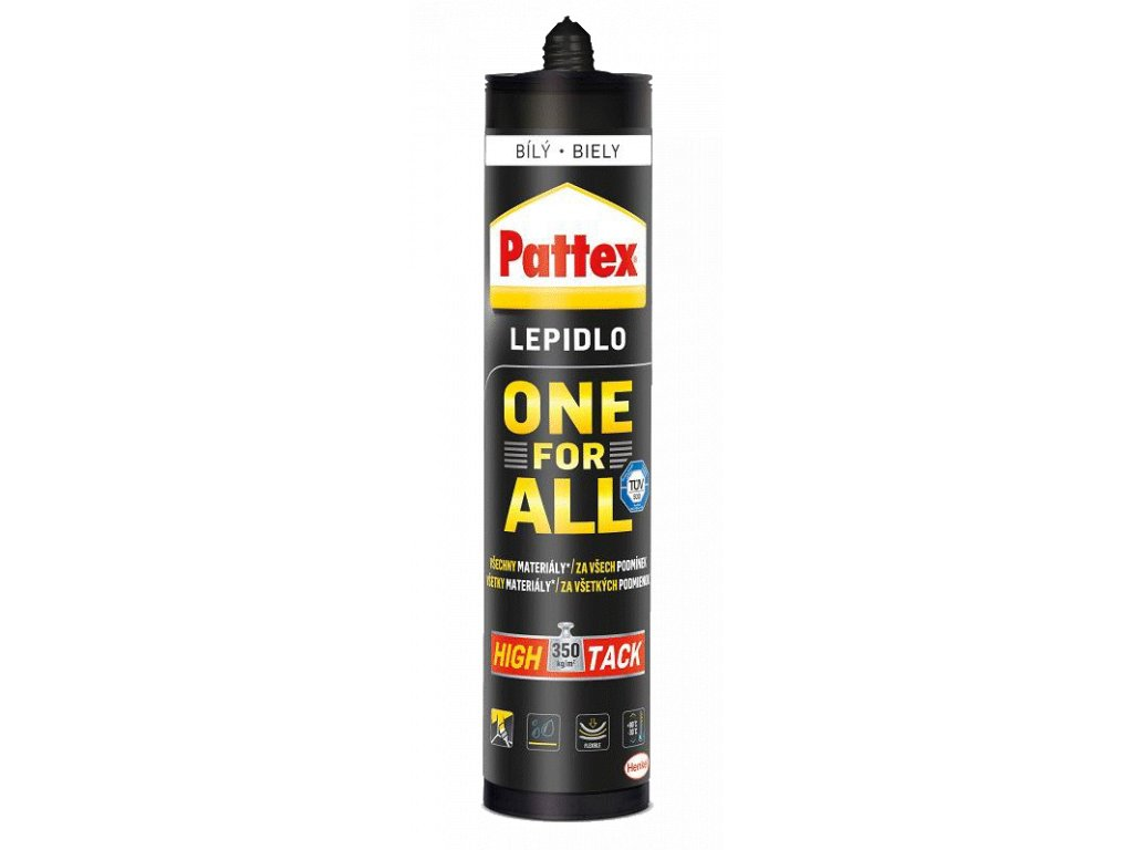 Montážní lepidlo Pattex One for All HT 440g