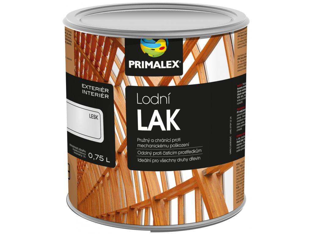 Primalex lodní lak - 0,75 l lesk