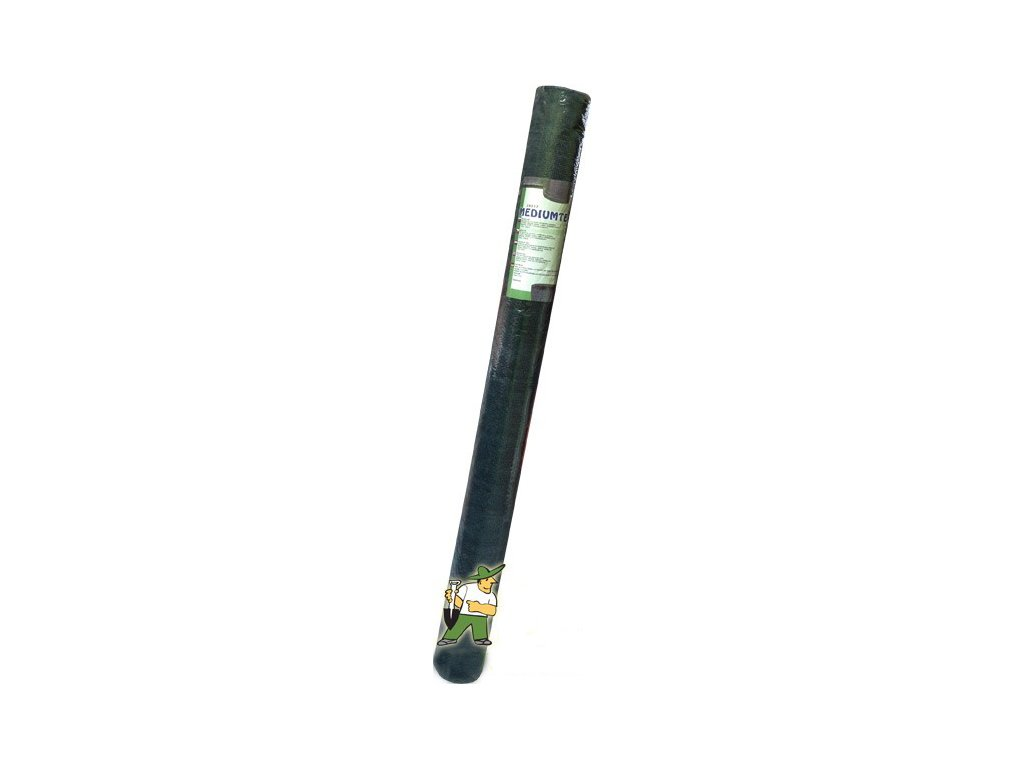 Zahradní clona - 90% zastínění, 10x1.2 m