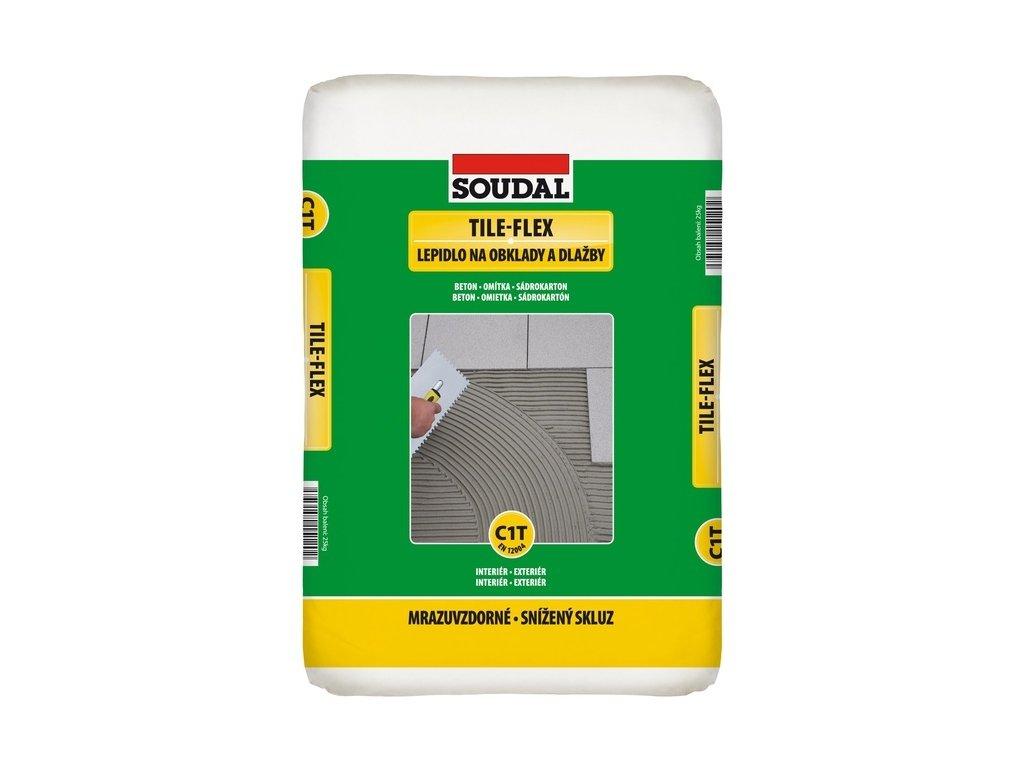 SOUDAL TILE-FLEX stavebni-lepidlo-25kg