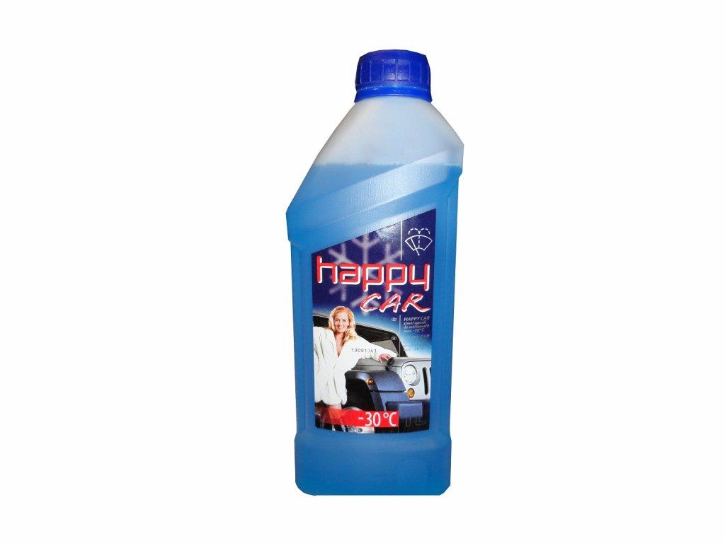 HAPPY CAR zimní směs -30 °C 1 litrů PET