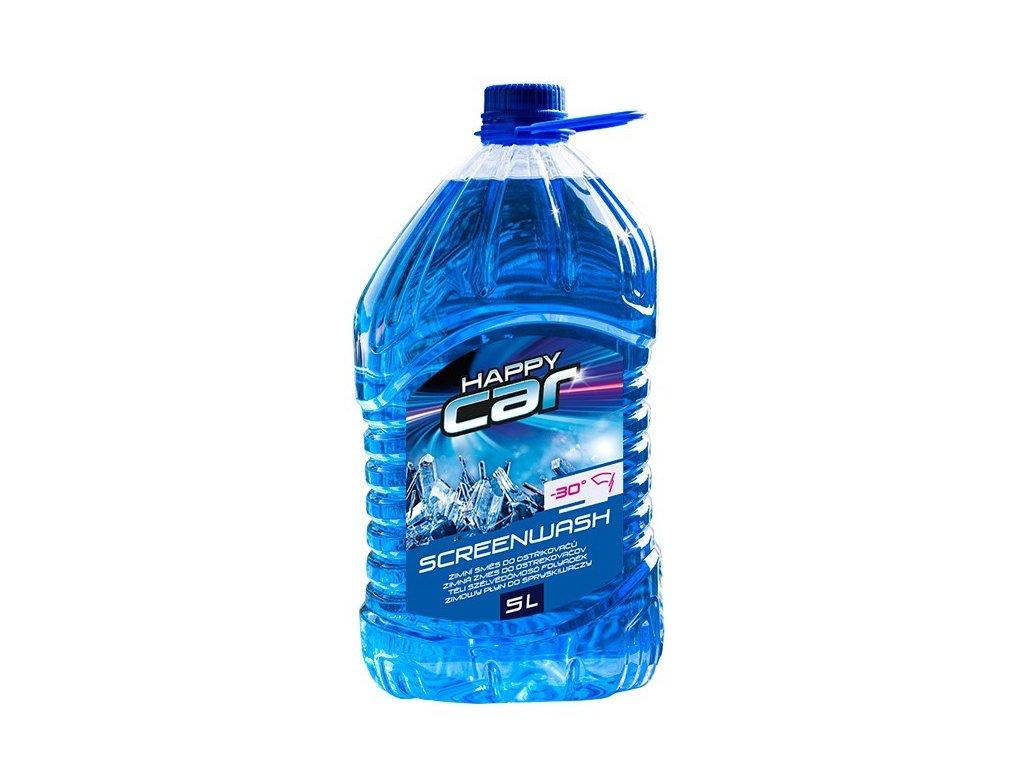 HAPPY CAR zimní směs -30 °C 5 litrů PET
