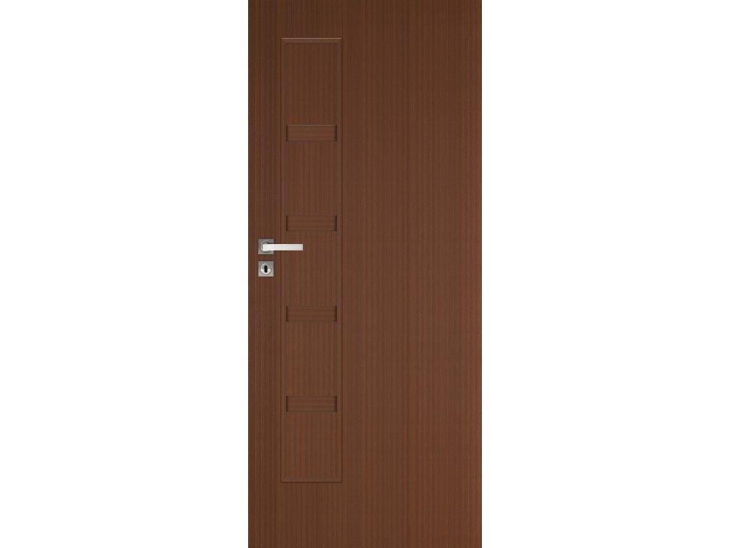 Interiérové dveře TOMO TOP 10 - Ořech