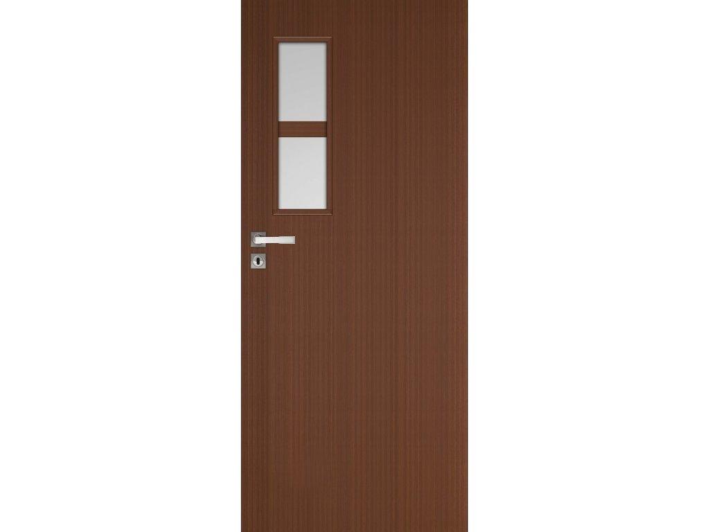 Interiérové dveře TOMO TOP 20 - Ořech