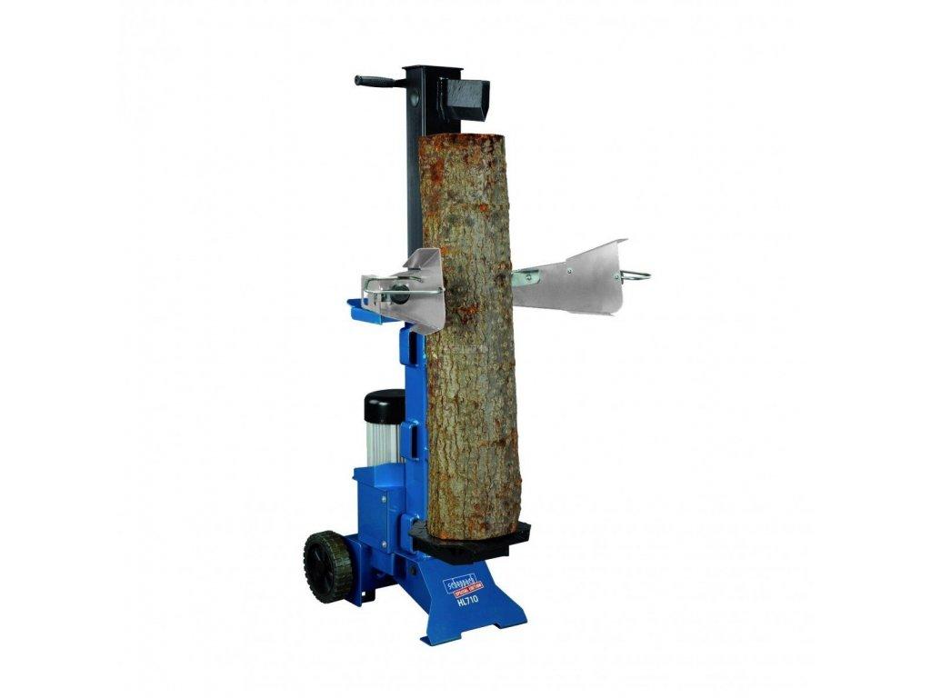 Scheppach HL 710 - vertikální štípač dřeva (230 V)