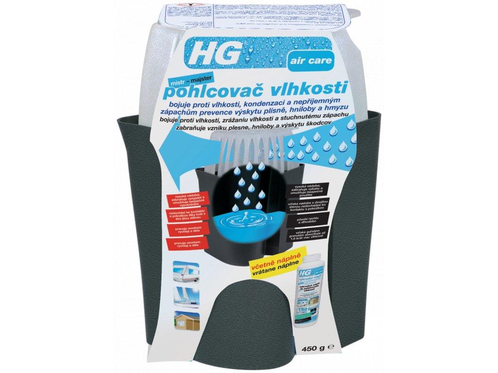 HG pohlcovač vlhkosti včetně náplně