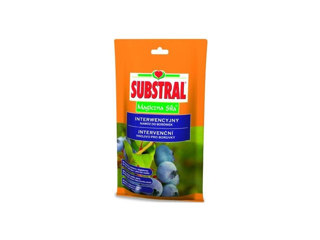 SUBSTRAL PRO BORŮVKY 350 g