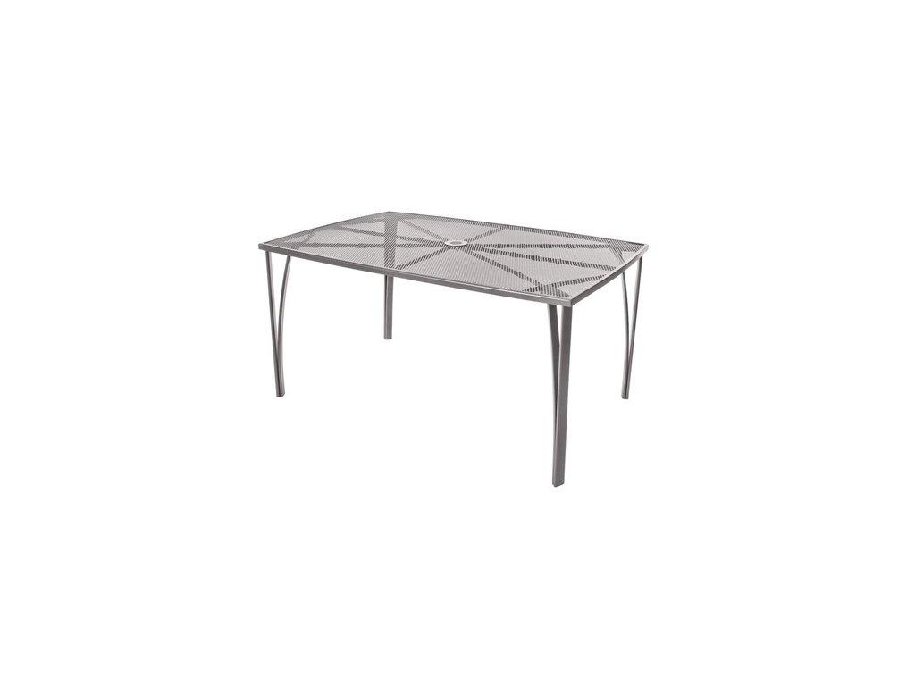 HAPPY GREEN Stůl ocelový 150 x 90 cm