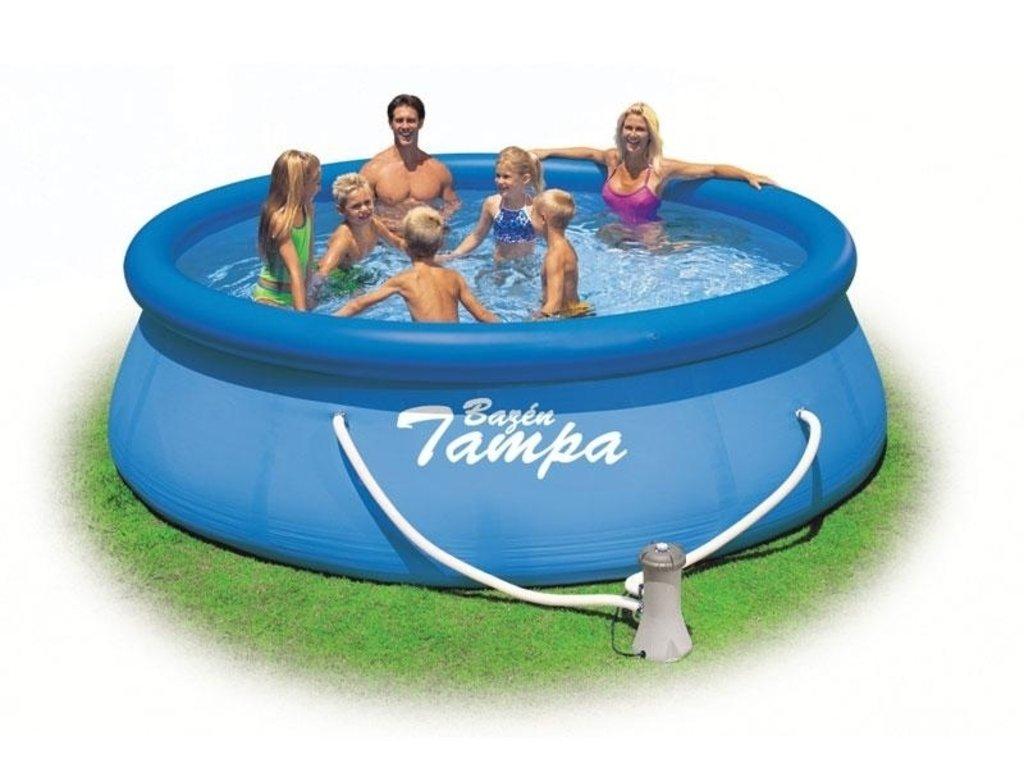 Bazén Tampa 3,05x0,76 m + KF 1,2 - Intex 28122/56922