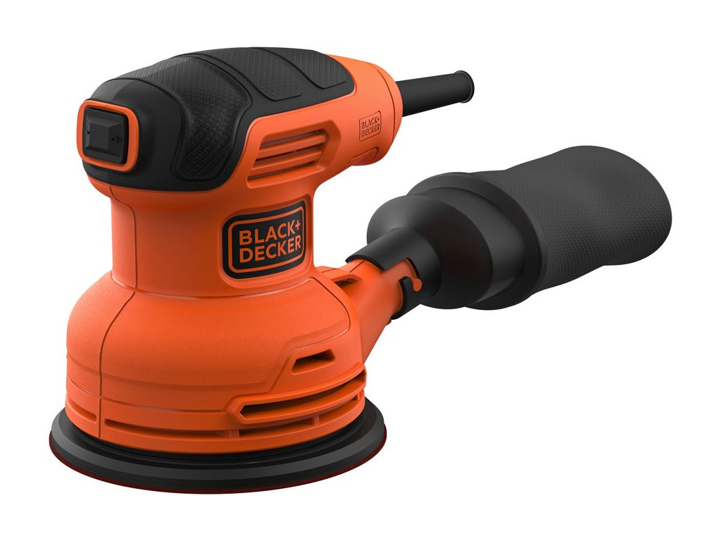 black and decker bew210 excentricka bruska 1