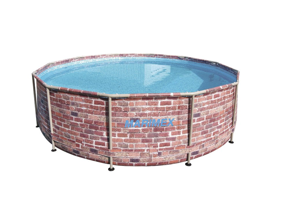 Bazén Florida 3,66x0,99 m CIHLA bez příslušenství