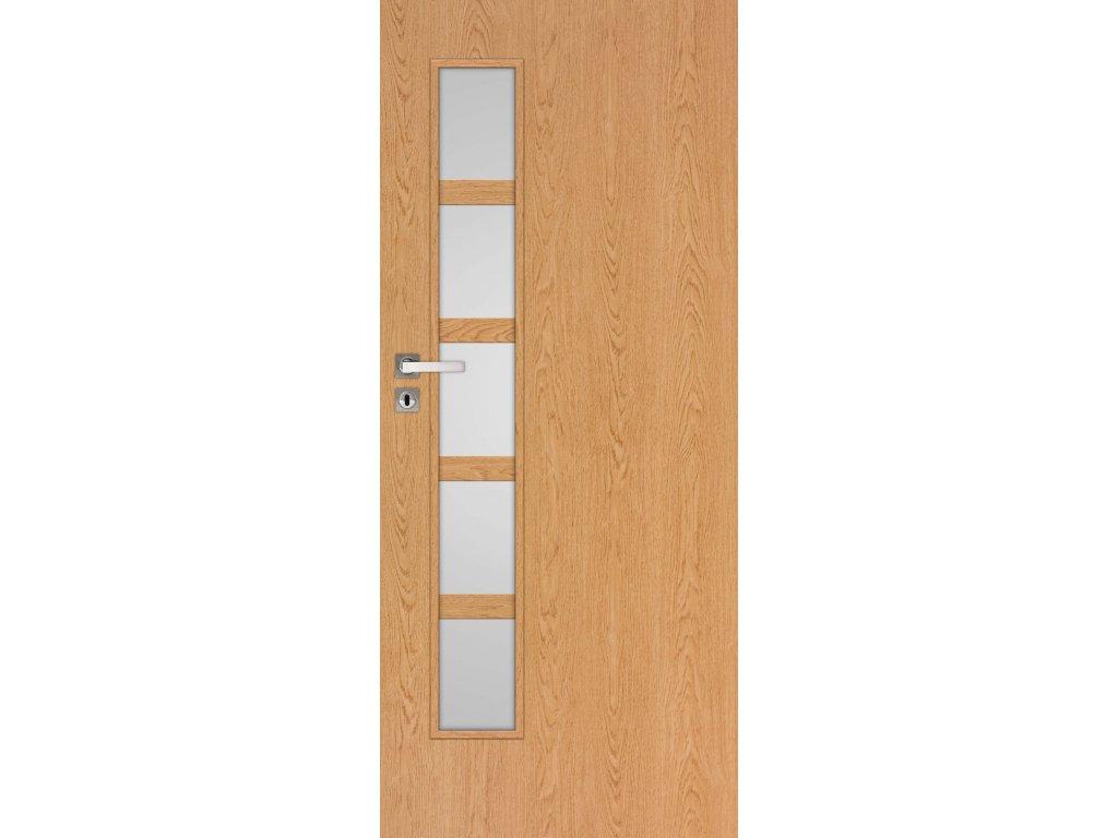 Interiérové dveře TOMO TOP 30 - Dub