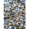 Valoun říční barevný Dunaj 8-16mm mix 20kg / pytel