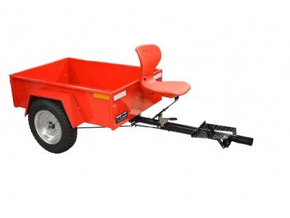 HECHT 57100 - přívěsný vozík pro HECHT 7100