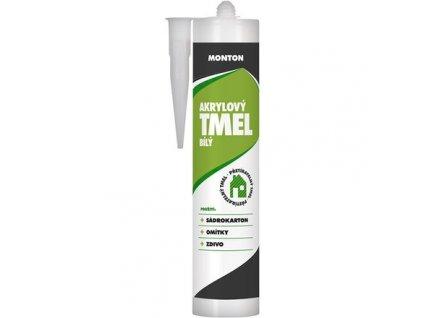 Monton akrylový tmel bílý - 480 g