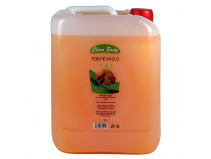 Clear body tekuté mýdlo - 5 l