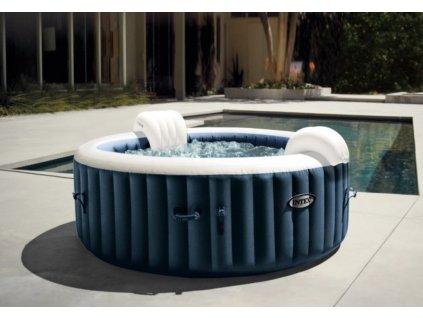 Bazén vířivý nafukovací Pure Spa - Bubble HWS MODRÁ - Intex 28406/28430EX