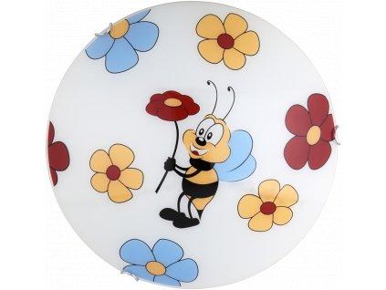 Dětské stropní svítidlo SWEET DREAM - včelka